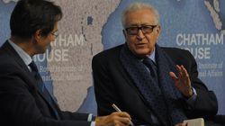 Lakhdar Brahimi pessimiste sur la Syrie :