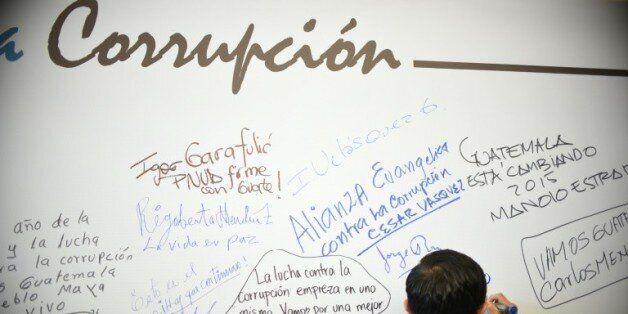 Corruption: les pays émergents, Brésil en tête, inquiètent Transparency
