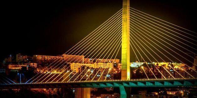 Constantine: raccordement du viaduc Salah Bey à l'autoroute Est-ouest et à la RN 5 en