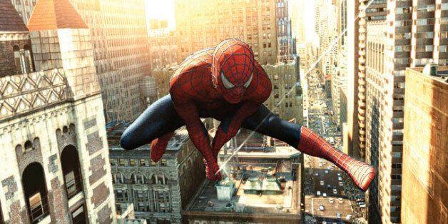 Des scientifiques expliquent pourquoi Spider-Man ne peut pas