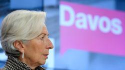 Pour Christine Lagarde, la crise des migrants menace la survie de l'espace