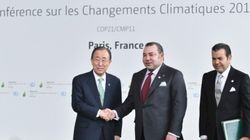 COP 22 : La France et le Maroc main dans la