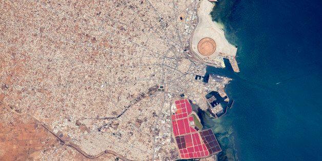 La Nasa publie ses 15 plus belles photos 2015, une ville tunisienne se cache dans le