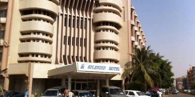Burkina Faso: l'hôtel Splendid, fréquenté par une clientèle internationale, cible d'une attaque