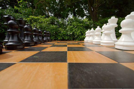 Le jeu d'échecs c'est