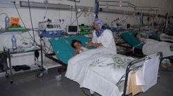 Incendie dans un service de pédiatrie à Sétif : 72 enfants malades
