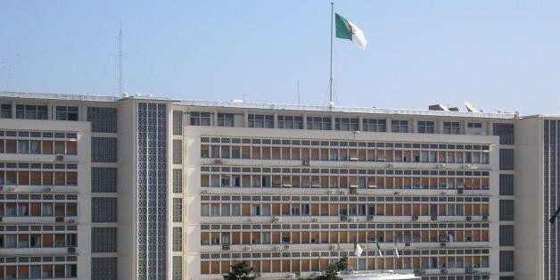 Le palais du gouvernement à