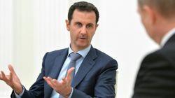 Syrie: Poutine estime prématuré de parler d'un asile d'Assad en