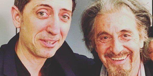 Quand Al Pacino prédit à Gad Elmaleh une