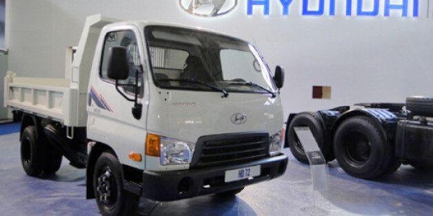 Batna: Le premier camion Hyundai sortira des chaînes de montage en