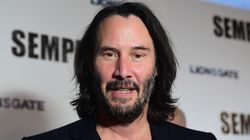 Keanu Reeves Has Some Excellent 'Matrix 4'