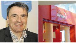 Michel Paulin, directeur général de Méditel, devrait prendre les rênes de