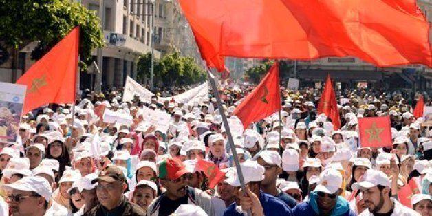 Maroc: Manifestation des syndicats contre le projet de réforme des