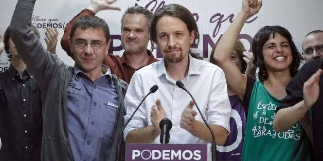 Faire Podemos et Ciudadanos au