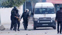 Décès d'un policier durant la dispersion d'une