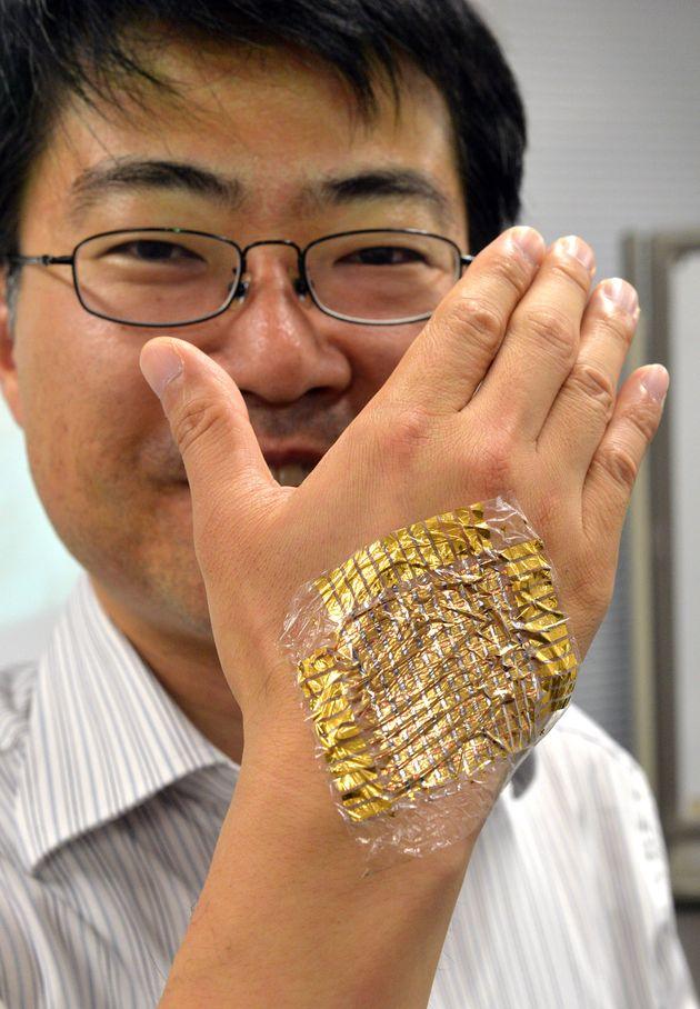 Ce gant sensible pourra détecter le cancer du