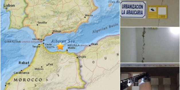 Le nord du Maroc de nouveau frappé par un