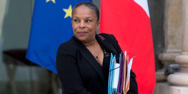 Christiane Taubira a démissionné du
