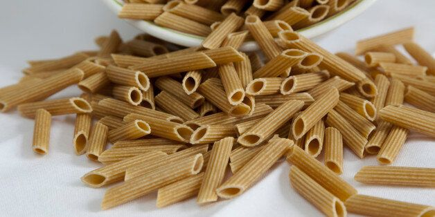 Healthy gluten-free pasta made from