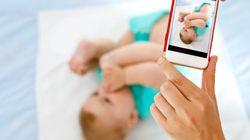 La mise en ligne de photos de vos enfants sur les médias sociaux n'est pas sans