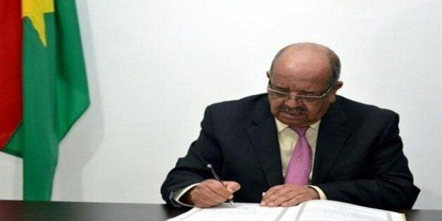 Attaques terroristes à Ouagadougou: Messahel présente les condoléances de
