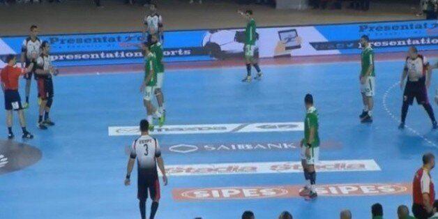 Handball/ CAN-2016 (Gr. A - 1re journée) : victoire de l'Egypte devant l'Algérie 22 à