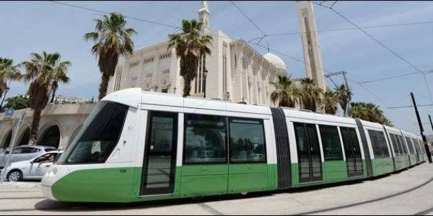 Constantine: l'extension du tracé du tramway en direction de Ali-Mendjeli sera réceptionnée en
