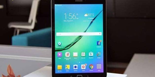 La tablette Samsung Galaxy Tab 2: Trois atouts en un