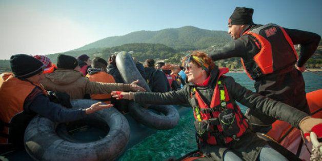 La Traversée: un reportage immersif à 360° sur les réfugiés de Lesbos avec Susan
