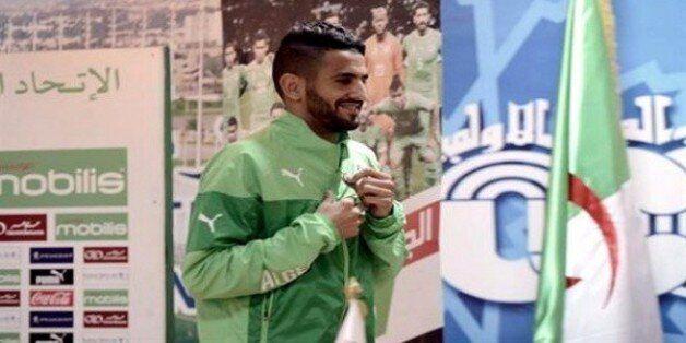 Ryad Mahrez Ballon d'Or algérien