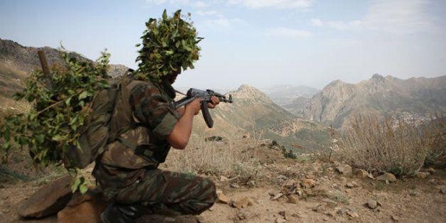 Le général Mohamed Médiene dit Toufik, ancien patron du