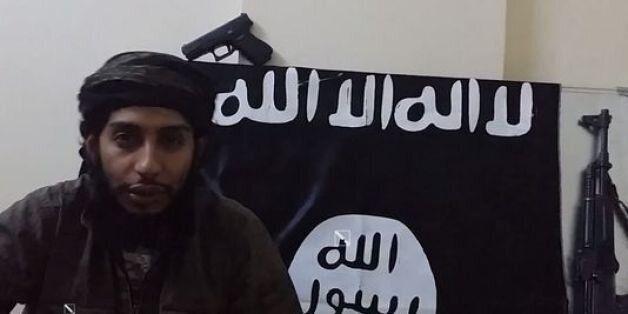 Abdelhamid Abaaoud apparaît dans la vidéo diffusée par Daech le 24 janvier