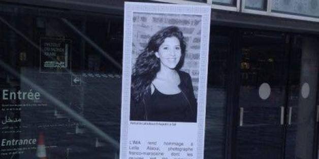 L'Institut du monde arabe à Paris rend hommage à Leila