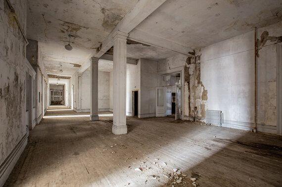 Les endroits abandonnés les plus cool de la ville de New