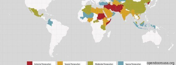 La Tunisie est le 32ème pays au monde où les chrétiens se sentent persécutés selon une ONG