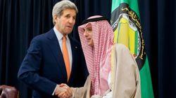 Arabie: Kerry réaffirme