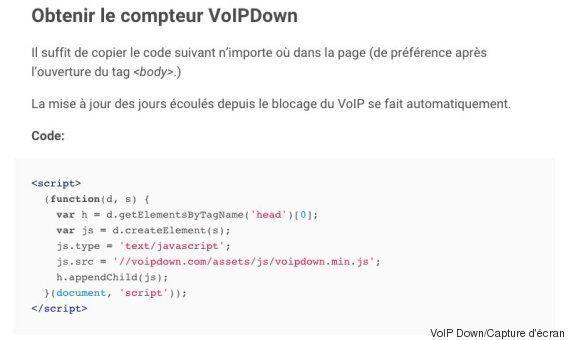 Un entrepreneur marocain lance une nouvelle opération pour dénoncer le blocage de la VoIP au