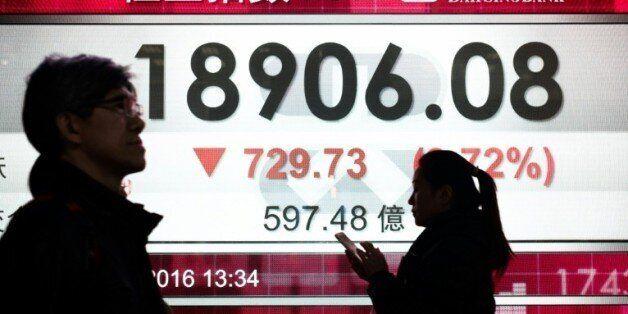 Les Bourses mondiales repartent à la baisse, plombées par l'érosion des cours du pétrole 08:38 - 20/01/16...