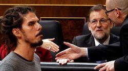 Au parlement espagnol, les images sont le témoin incontestable d'une