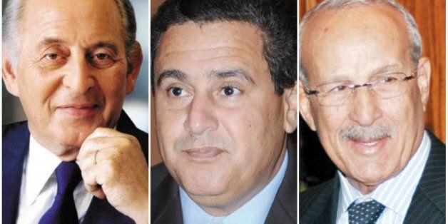 Othman Benjelloun, Aziz Akhannouch et Miloud Chaabi parmi les Arabes les plus riches selon