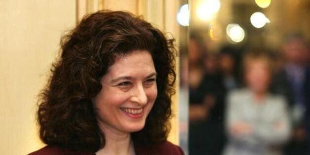 L'une des lauréats 2002 des Prix Louis Hachette, Ursula Gauthier, pour son