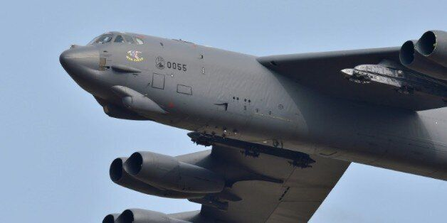 Démonstration de force de Washington en Corée du