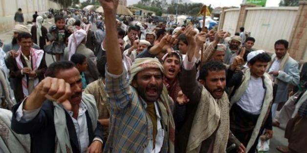 Des manifestations anti-saoudiennes à