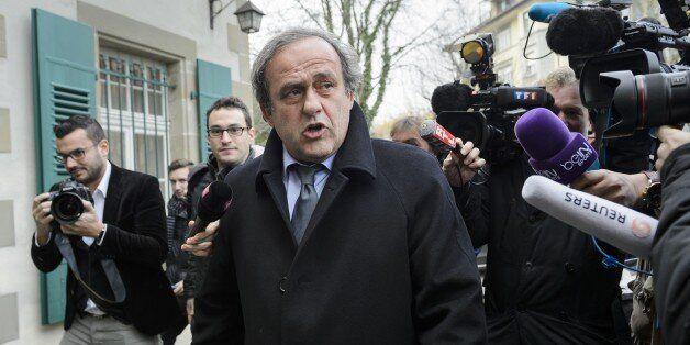 Michel Platini a été suspendu 8 ans par la