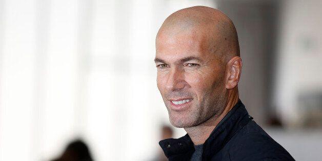 Zidane nommé entraîneur du Real