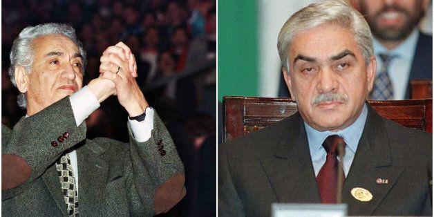Disparition d'Ait Ahmed: l'ancien président Liamine Zeroual présente ses condoléances à la