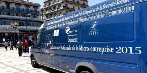 La caravane des TIC et des micro-entreprises fait une escale à