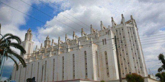 L'église du Sacré-Cœur emprunte un (nouveau) visage