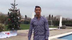 Ronaldo vous fait visiter sa maison à