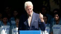 Bill Clinton rejoint la campagne présidentielle de sa